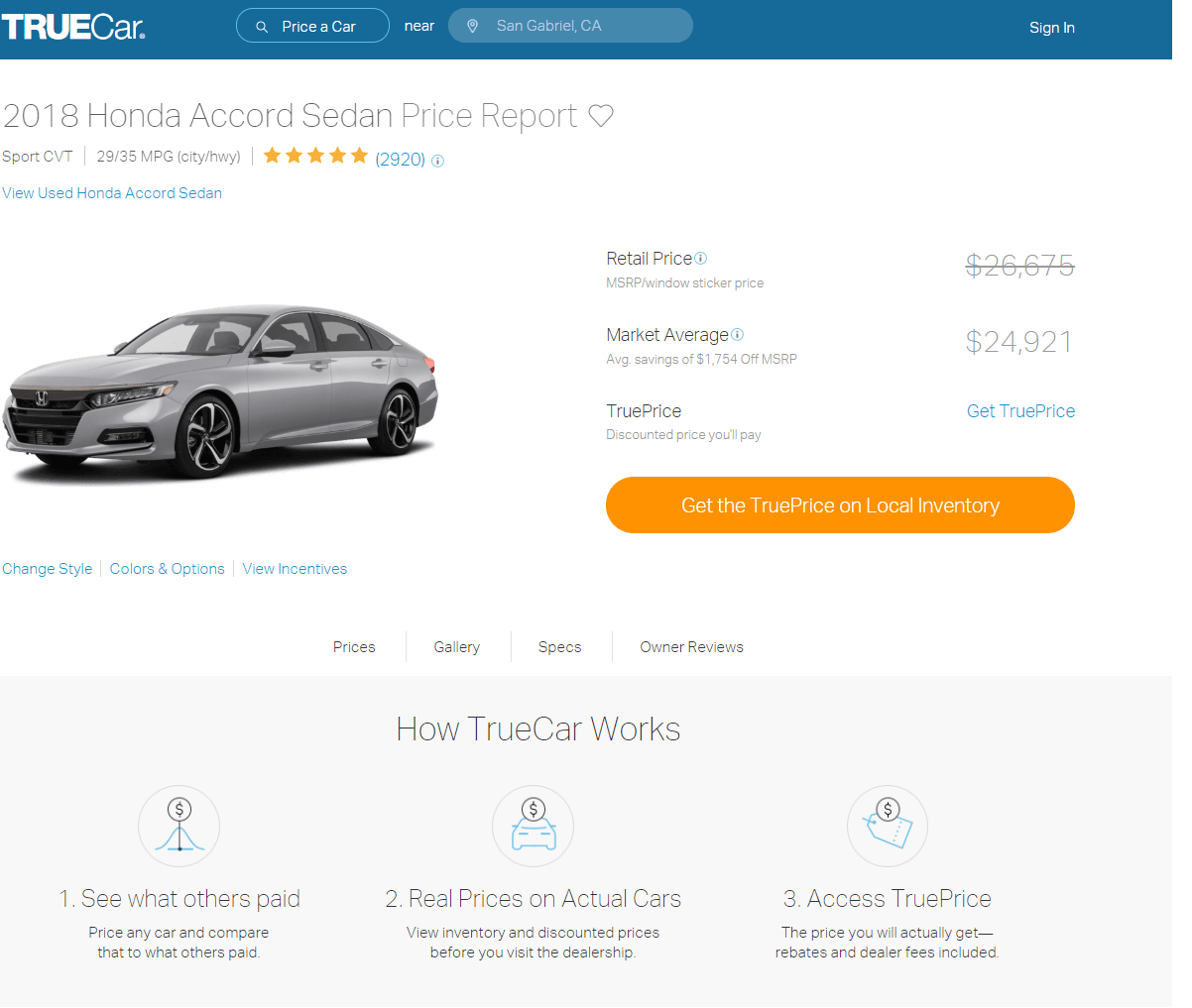 What Others Paid For Car >> 4 Easy Steps To Buy Or Lease A New Car Like A Pro Sharing Economy