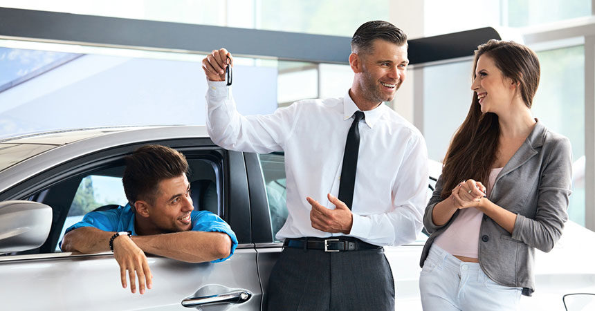 4 easy steps to buy or lease a new car like a pro